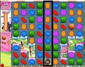 candy crush level 457