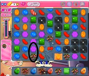 candy crush level 519