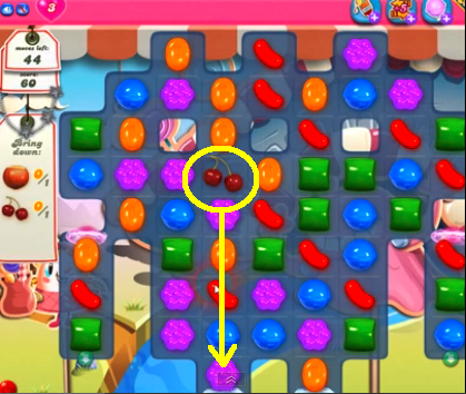 candy crush level 95