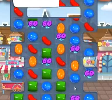 candy crush level 5