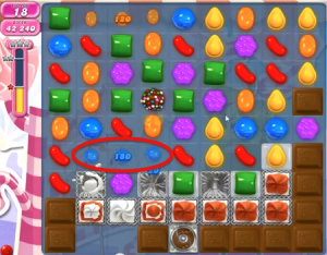 candy crush level 492