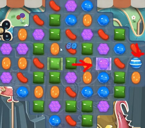 candy crush level 32