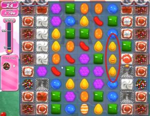 candy crush level 286