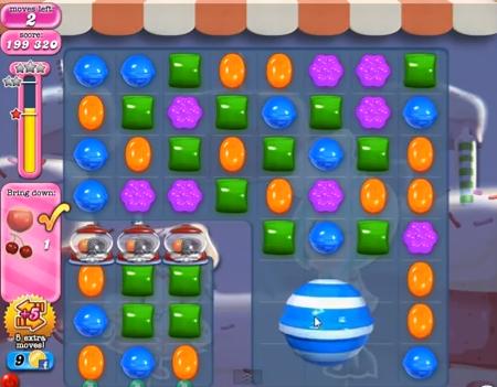 candy crush level 357