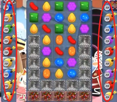 candy crush level 391