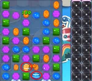 candy crush level 138