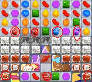 candy crush level 305