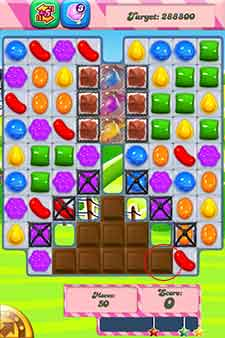candy crush level 461