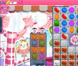 candy crush level 499