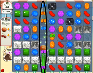 Candy Crush Level 112 Cheats and Tips