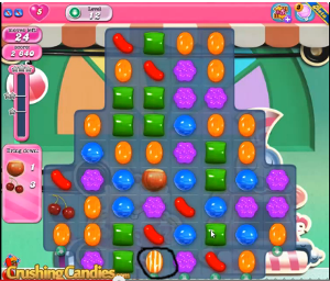 candy crush level 12