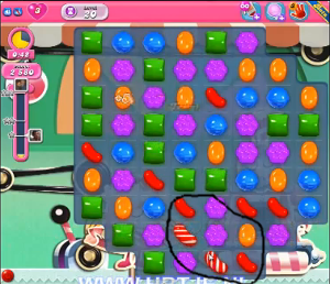 candy crush level 20