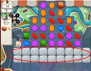 Candy Crush Level 22 Cheats and Tips