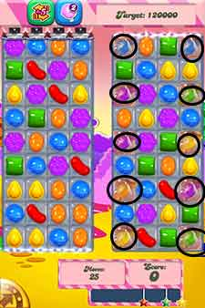 candy crush level 293
