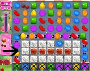 Candy Crush Level 581 Cheats and Tips