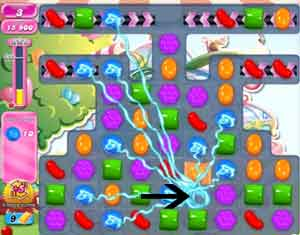 Candy Crush Level 583 Cheats and Tips