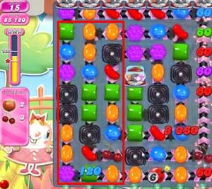 Candy Crush Level 600 Cheats and Tips