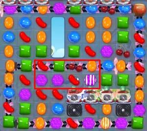 Candy Crush level 602