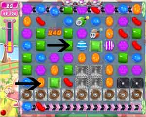 Candy Crush level 603