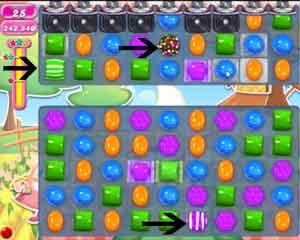 Candy Crush level 604