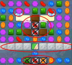 candy crush level 67