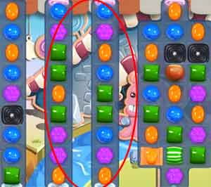 candy crush level 90