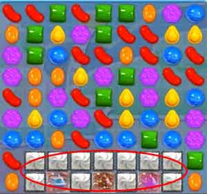 candy crush level 254