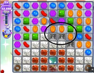 Candy Crush Dreamworld Level 213 Cheats and Tips