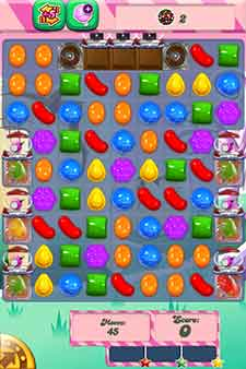 Candy Crush Level 349 Cheats and Tips