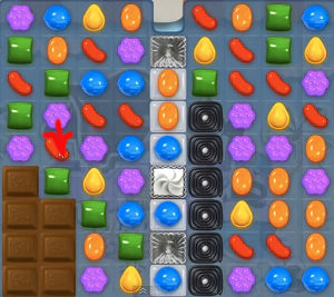 candy crush level 118