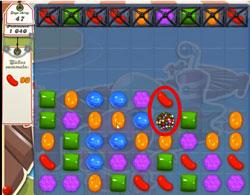 candy crush level 128