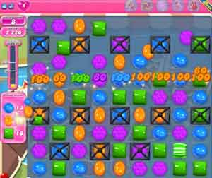 candy crush level 129