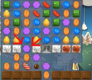 candy crush level 145