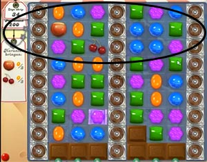 candy crush level 160