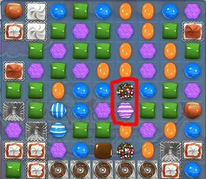 candy crush level 185