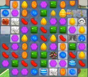 candy crush level 191