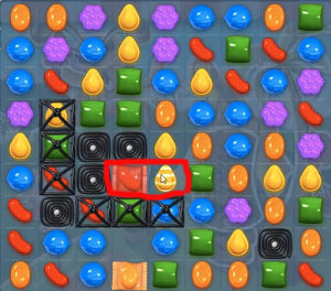 Candy Crush Level 195 Cheats and Tips