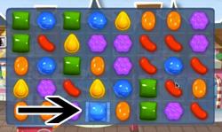 candy crush level 1