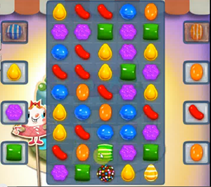 candy crush level 207