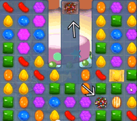 candy crush level 208