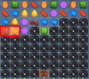 Candy Crush Level 209 Cheats and Tips