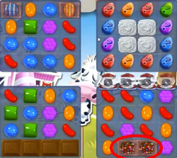 Candy Crush Level 243 Cheats and Tips