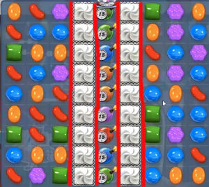 candy crush level 274