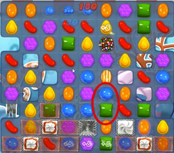 candy crush level 313