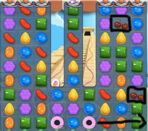 candy crush level 332