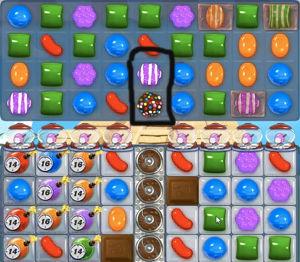 candy crush level 334