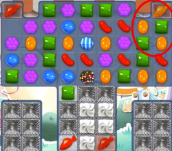 candy crush level 346