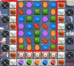 Candy Crush Level 355 Cheats and Tips