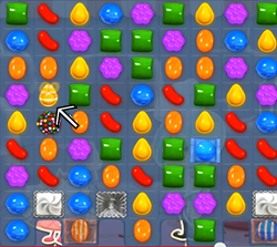 Candy Crush Level 365 Cheats and Tips