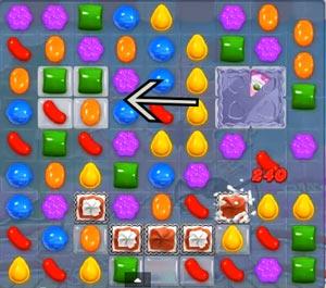 candy crush level 366